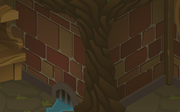 Cosmos-Den Red-Brick-Walls