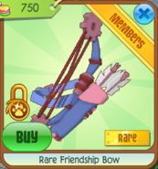 Rare-friendship-bow