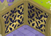 Fantasy-Castle Bat-Wallpaper