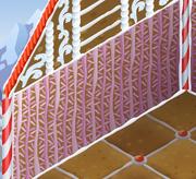 Jamaaliday-House Pink-Wavy-Walls