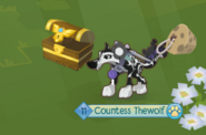 Secret entranceajwolfadven