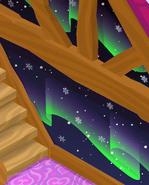 Friendship-Cottage Starry-Walls