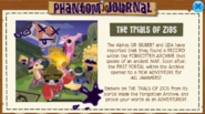 Jamaa-Journal The Trils of Zios