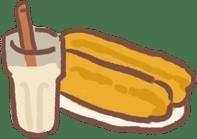 Soy Milk & Cruller