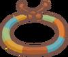 Five-colored Thread