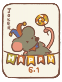 Handsome mouse's playing card.png