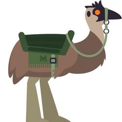 Giant Emu