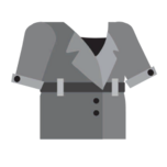 Gray Trenchcoat.png