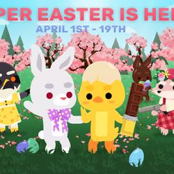 Super Easter 2020