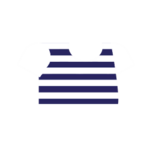 Clothes tshirt striped navy.png