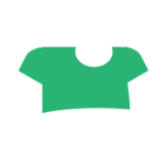 Clothes tshirt green.png