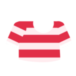 Clothes shirt redstriped.png