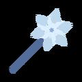 Melee pinwheel snowflake.png