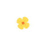 Hat flower yellow.png