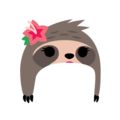 Beauty Sloth Beanie.png