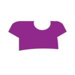 Clothes tshirt purple.png