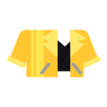 Clothes jacket golden.png