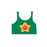 Paw Star Tank Top.png