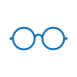 Glasses round lightblue-resources.assets-349.png