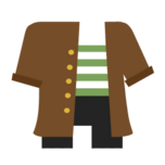 Clothes pirate brown.png