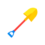 Melee shovel plastic yellow.png