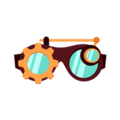 Eye access steampunk glasses assets.png