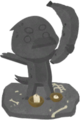 Cave small banan statue.png