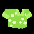 Clothes shirt green.png