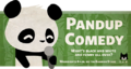 Pandup comedy billboard.png