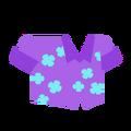 Clothes shirt purple.png