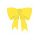Clothes bow yellow-sharedassets0.assets-19.png