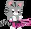 Gray Tabby Cat.png