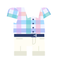 Clothes spring plaid outfit.png