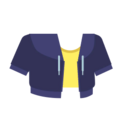 Clothes hoodie blue.png