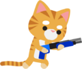 Orange Tabby Cat.png