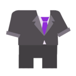 Clothes suit grey.png