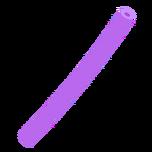 Melee poolnoodle purple.png