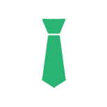 Clothes tie green.png