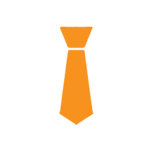 Clothes tie orange.png