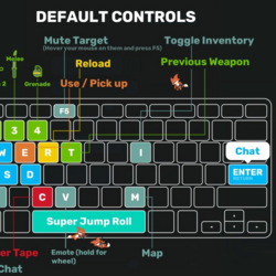 Control Layouts