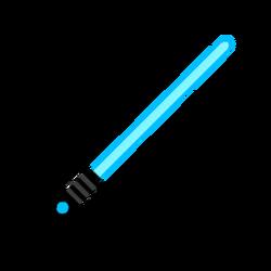Melee lightsaber blue-resources.assets-3974.png
