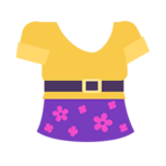 Yellow Sweater Skirt.png