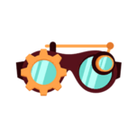 Glasses steampunk cog-resources.assets-1684.png