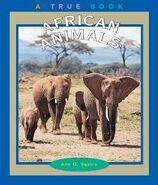 A True Book African Animals Elephants