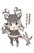 Reindeer-kemono-friends