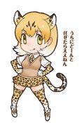 Leopard-kemono-friends