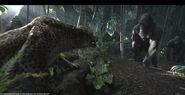 Leopard-tarzan