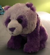 Violet the Purple Panda