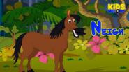 Kids Melody Horse