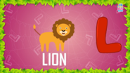 Baby Time Lion